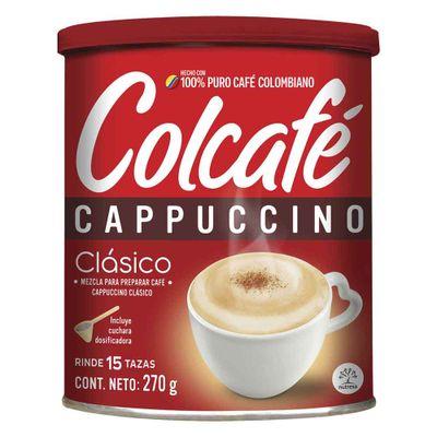 Cafe-COLCAFE-cappuchino-clasico-tarro-x270-g.