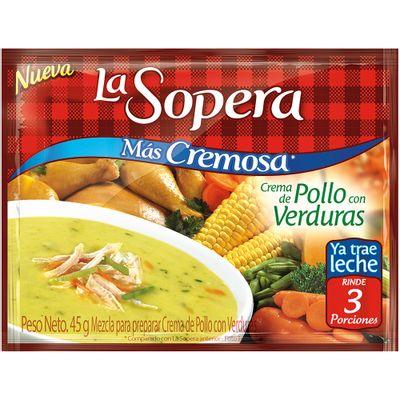 Crema-de-pollo-con-verduras-LA-SOPERA-x42.5-g.