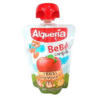 Compota-ALQUERIA-a-organica-manzana-doy-pack-x90-g.
