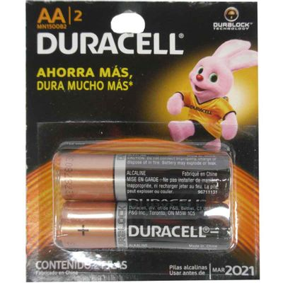 Pila-DURACELL-aa-x2-alkalina