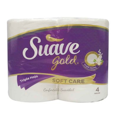 Papel-higienico-SUAVE-GOLD-soft-care-4ro