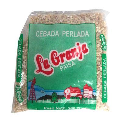 Cebada-perlada-LA-GRANJA-bolsa-x200-g.