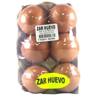 Huevo-ZARHUEVO-aa-rojo-x6-unds.