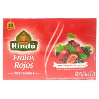 Aromatica-HINDU-frutos-rojos-caja-x20-sobres.
