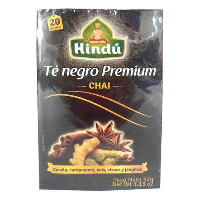 Te-negro-HINDU-premium-chai-caja-x32-g.
