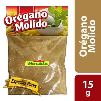 Oregano-MERCALDAS-molido-x15g