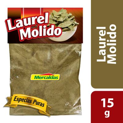 Laurel-MERCALDAS-molido-x15g