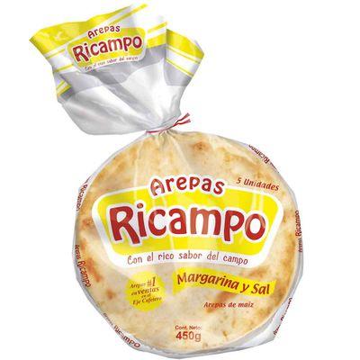 AREPA-RICAMPO-MANTEQ480-G-5UN