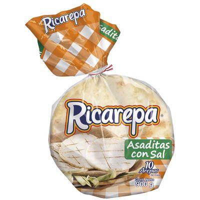 Arepa-NORMANDY-ricarepa-asadita-con-sal-x10un