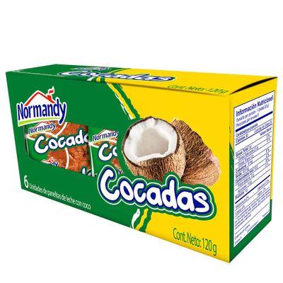 Cocada-NORMANDY-arequipe-x6un