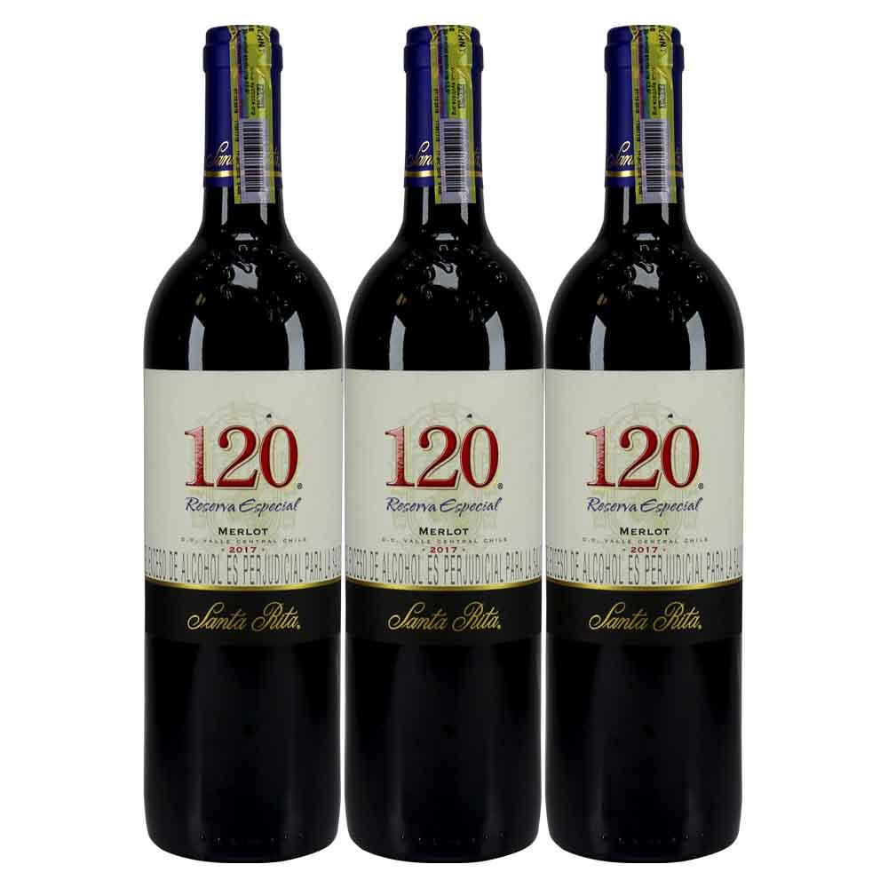 Oferta-Vino-SANTA-RITA-120-reserva-especial-merlot-x750-ml-13-Vol-Pague-2-lleve-3