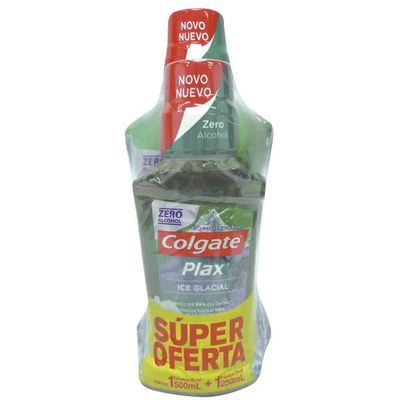 Enjuague-bucal-COLGATE-plax-x500-ml---glacial-x250-ml