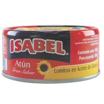 Atun-ISABEL-160-Aceite-Girasol-48La