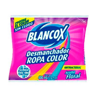 Desmanchador-Liquiedo-BLANCOX-400-Doy-Pack