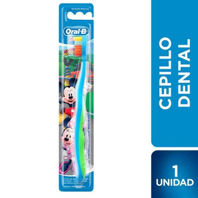 Cepillo-Dental-Oral-B-Kids-Mickey-Unidad