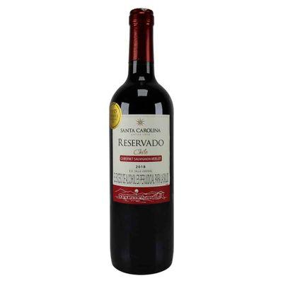 Vino-Santa-CAROLINA-750Ml-Reservado-Cabernet-Merlot