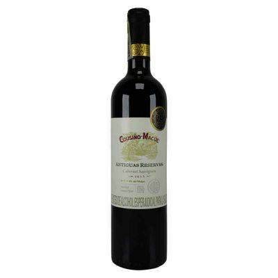 Vino-Cousiño-MACUL-750Ml-AntResCabernet-Botella