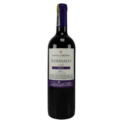 Vino-SANTA-CAROLINA-750Ml-Reservado-Merlot-Ti