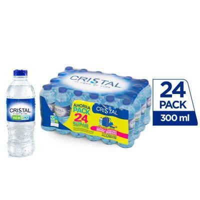 Agua-CRISTAL-300-24Fr-Pack