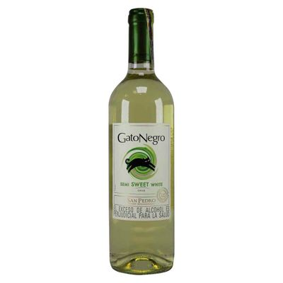 Vino-GATO-NEGRO-Semi-Sweet-White-X750Ml