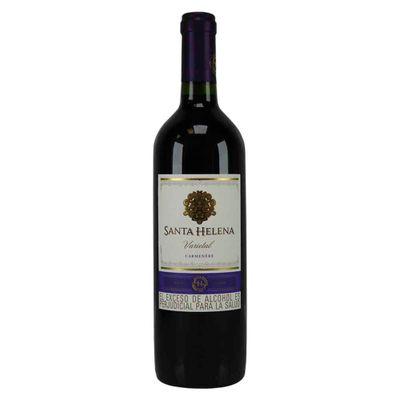 Vino-SantaHelena-750-Varietal-Carmenere-Bote