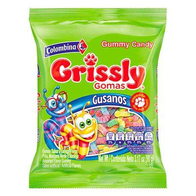 Goma-Glissly-90-Gusanos