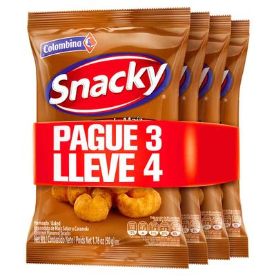 SNACKY-50-3X4-Colombina-Paquete