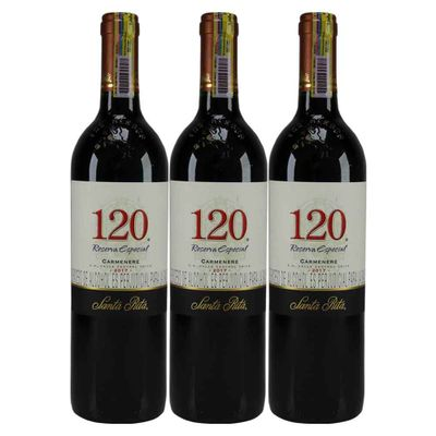 Vino-SANTA-RITA-750Ml-Carmenere-3X2-Botella