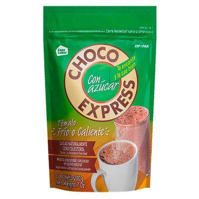 Chocolate-CHOCOEXPRESs-200-Con-Azucar-Doy-Pac