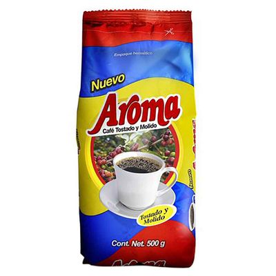 Cafe-Molido-AROMA-500-Bolsa
