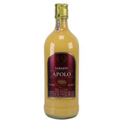 Sabajon-APOLO-700-Brandy-Botella
