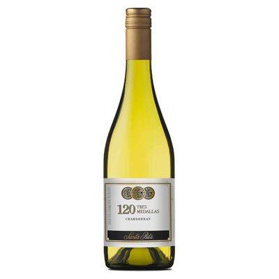 Vino-SANTA-RITA-3Medallas-Chardonay-750Ml