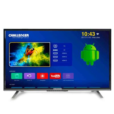 Televisor-led-CHALLENGER-android-40--ref-40T20