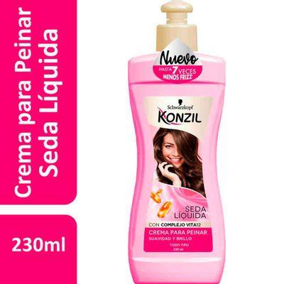 Crema-peinar-KONZIL-Seda-Liquida-y-vitamina-doce-x230-ml
