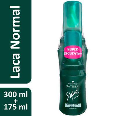 Laca-Natural-STYLIN-300-Normal---Rto-175-Frasco