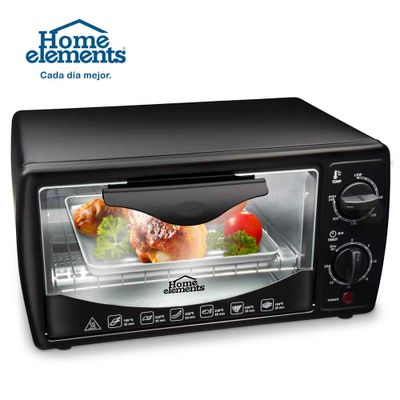 Horno-tostador-HOME-ELEMENTS-x9-Litros