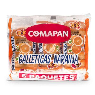 Galleta-COMAPAN-252-Naranja-6-Unidades-Paquete