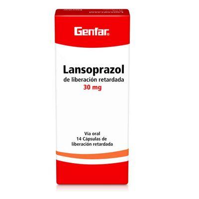 LANSOPRAZOL-30MG-14TB-GF
