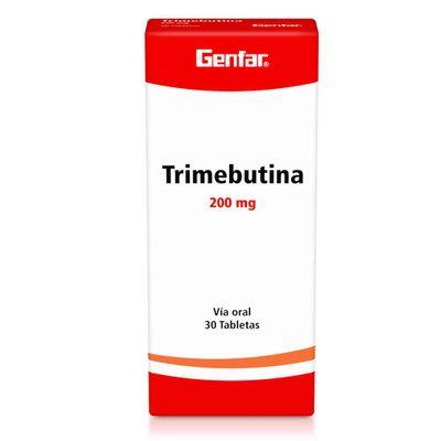 TRIMEBUTINA-200MG-30TB-GF