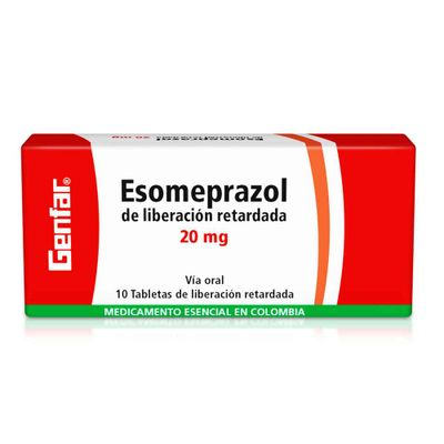 ESOMEPRAZOL-20MG-10-TB-GEN-FAR
