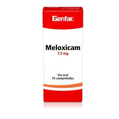 MELOXICAM-75MG-10TB-GF