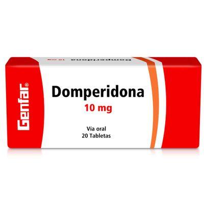DOMPERIDONA-10MG-20TB-GF
