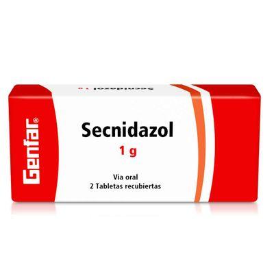 SECNIDAZOL-1GR-2TB-GF