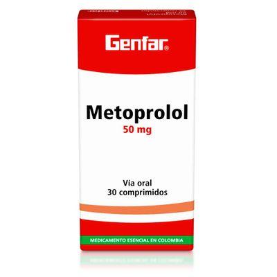 METOPROLOL-TARTRATO-50MG-30TB-GF