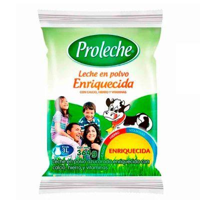 Leche-PROLECHE-364-Calcio-Hierros-30-Un