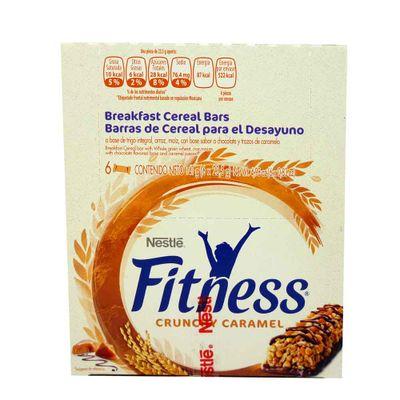 Cereal-FITNESS-6Bara-235Gr-Crunchy-Caramelo