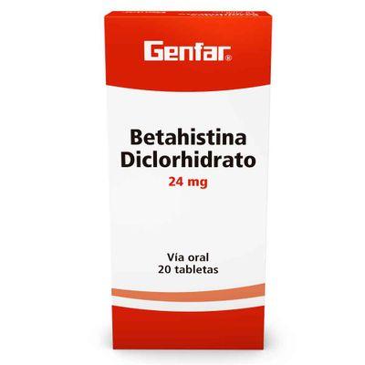 BETAHISTINA-DICLORHIDRATO-24MG-20-TAB-GE
