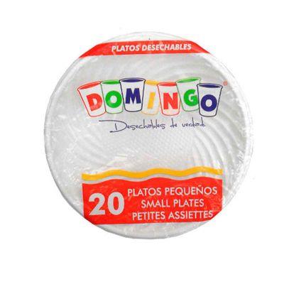 Plato-Desechable-DOMINGO-15Cm-Pequeno-20_7601