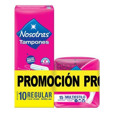 Tampon-NOSOTRAS-regular-sin-aplicador-x10-unds-protectores-multiestilo-x15-unds_42789