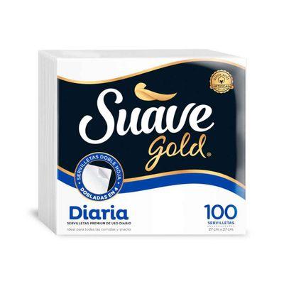 Servilleta-SUAVE-GOLD-100Un_25010